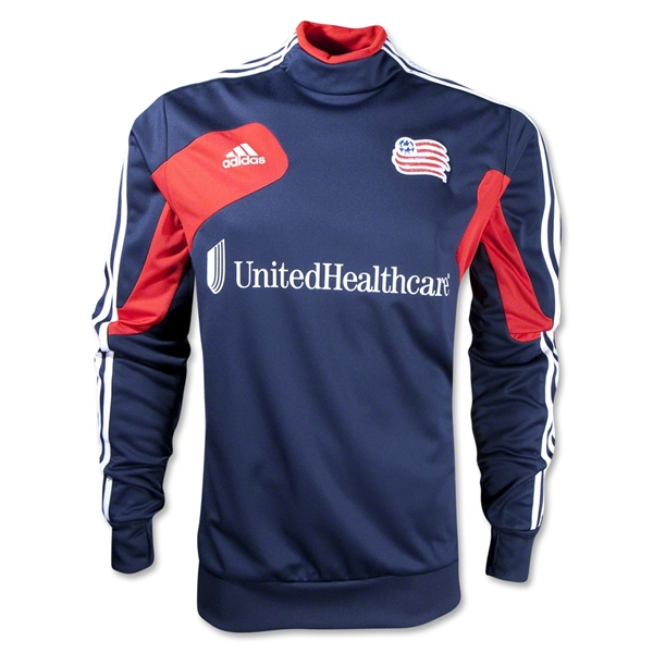 New England Revolution Long Sleeve Training Top
