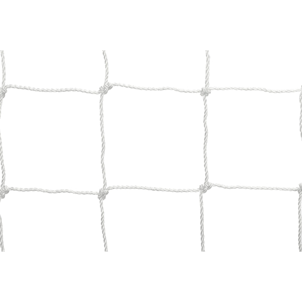 Kwik Goal 4mm Net (White) (8'x24'x3'x8')