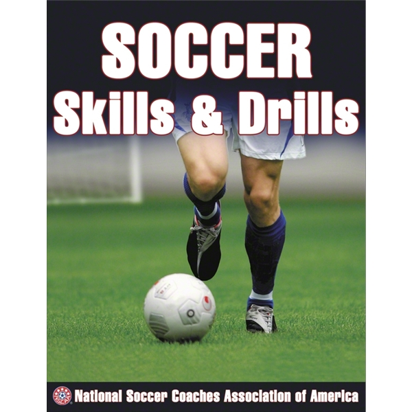 Soccer Skills and Drills Book
