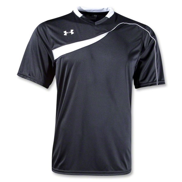 Under Armour Chaos Soccer Jersey (Blk/Wht)