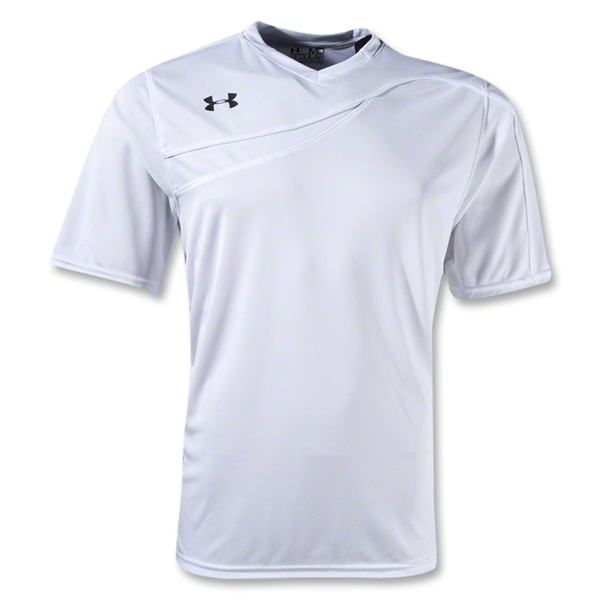 Under Armour Chaos Soccer Jersey (White)