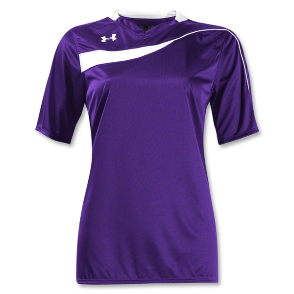 Under Armour Women's Chaos Jersey (Pur/Wht)