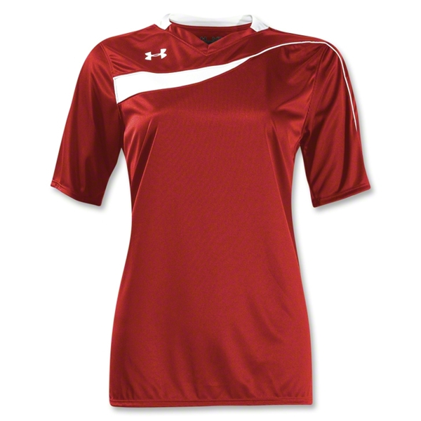 Under Armour Women's Chaos Jersey (Sc/Wh)