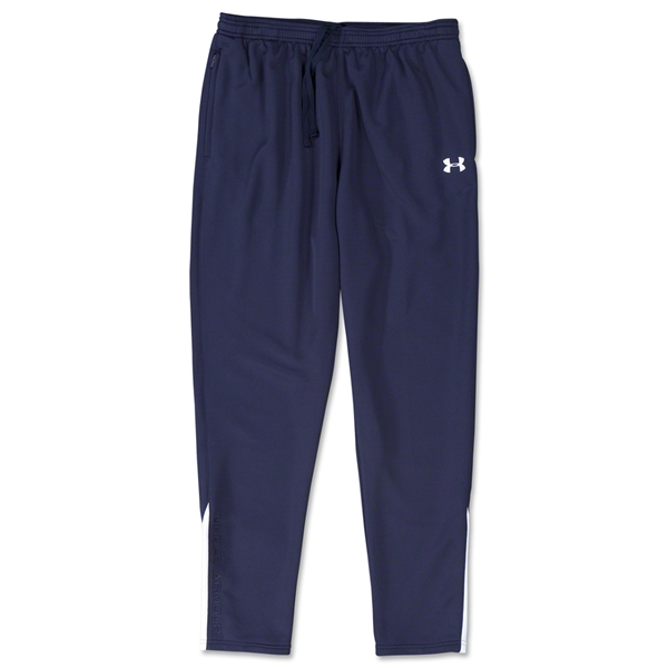 Under Armour Women's Classic Warm Up Pant (Navy/White)