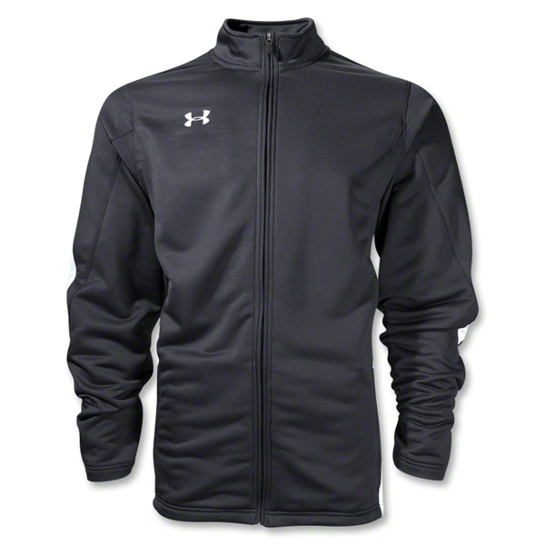 Under Armour Classic Warm Up Jacket (Blk/Wht)
