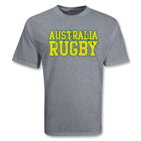 Ruckus Rugby Australia Vintage Rugby SS T-Shirt