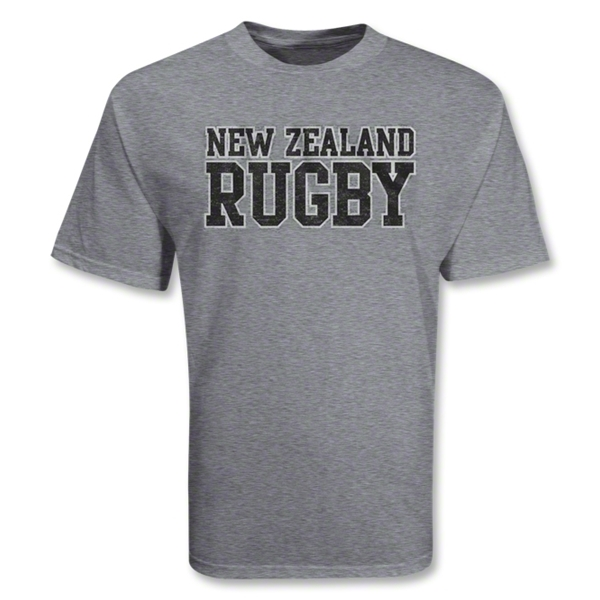 Ruckus Rugby New Zealand Vintage Rugby SS T-Shirt