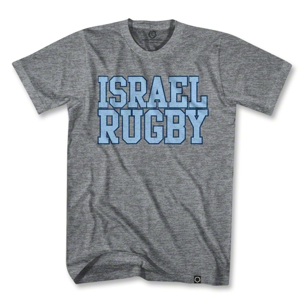 Ruckus Rugby Israel Vintage Rugby SS T-Shirt