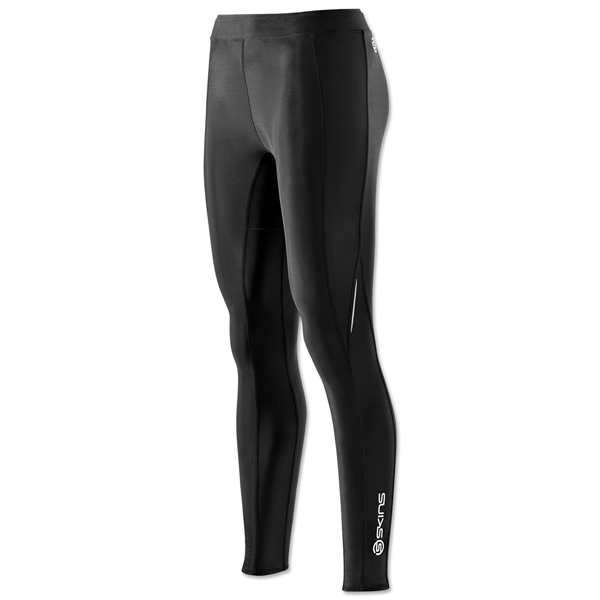 Skins A200 Women's Long Tight (Black)