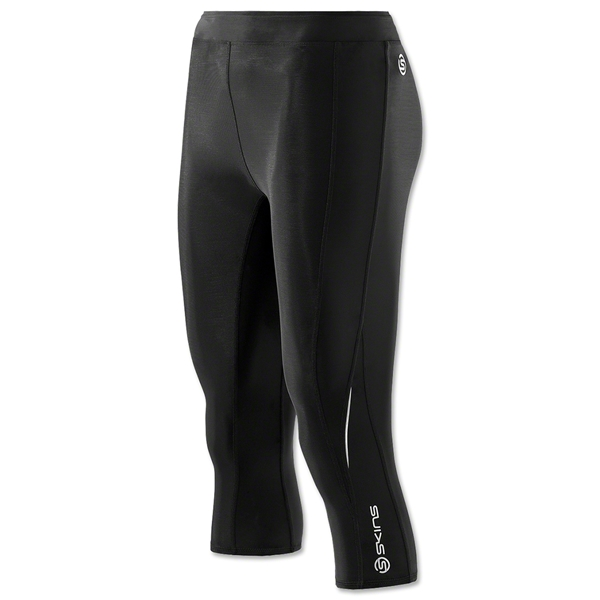 Skins A200 Women's 3/4 Tight (Black)
