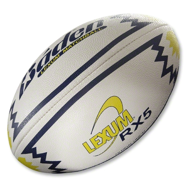 Baden RX5 Match Rugby Ball