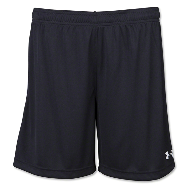 Under Armour Women's Chaos Short (Blk/Wht)