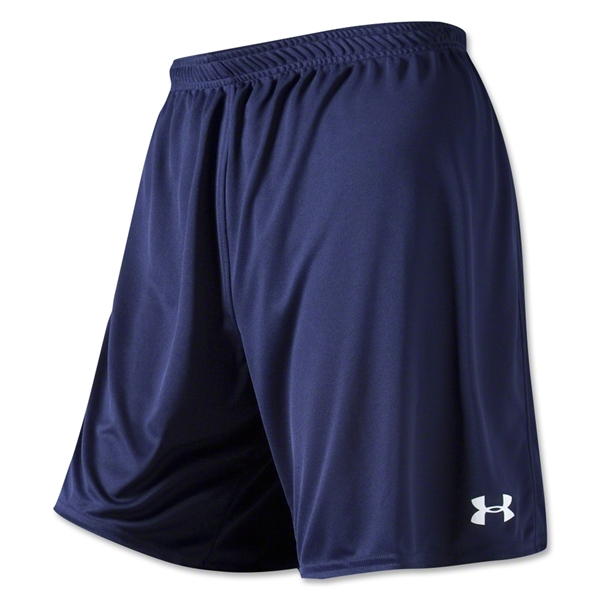 Under Armour Women's Chaos Short (Navy/White)