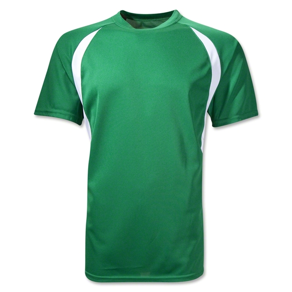 High Five Liberty Jersey (Green/White)