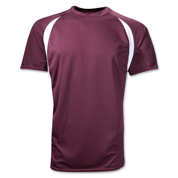 High Five Liberty Jersey (Maroon/White)