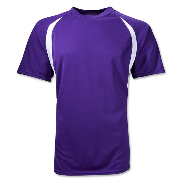 High Five Liberty Jersey (Purple/White)