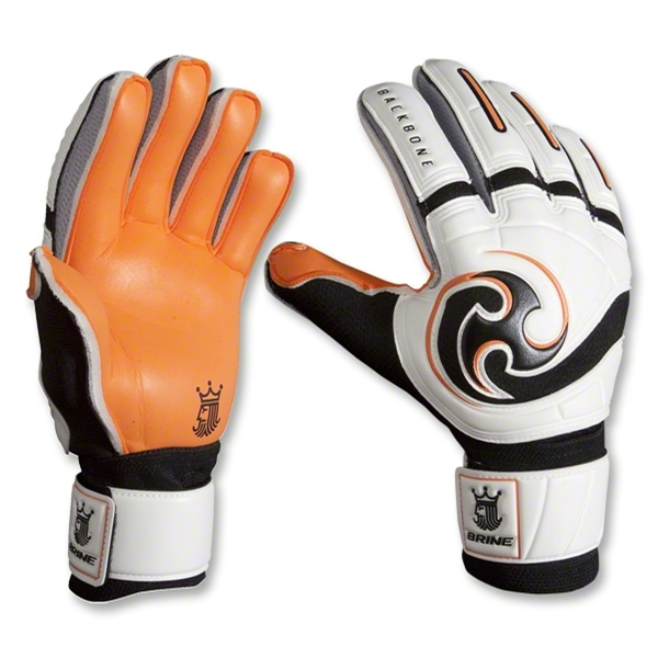 Brine Triumph 3X Goalkeeper Gloves (Orange)