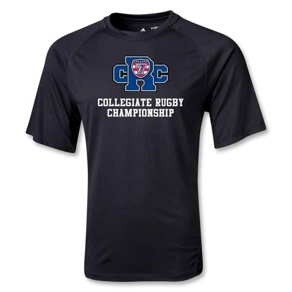 USA Sevens 2013 CRC adidas Performance T-Shirt (Black)