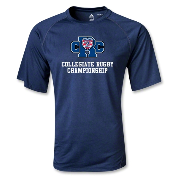 USA Sevens 2013 CRC adidas Performance T-Shirt (Navy)