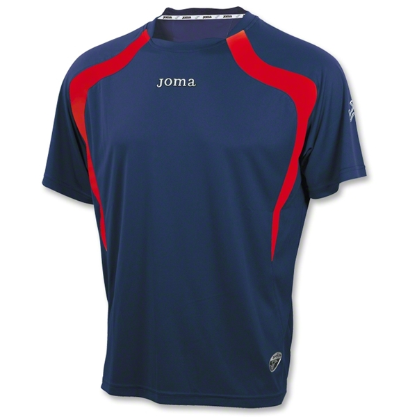 Joma Champion Jersey (Navy/Red)
