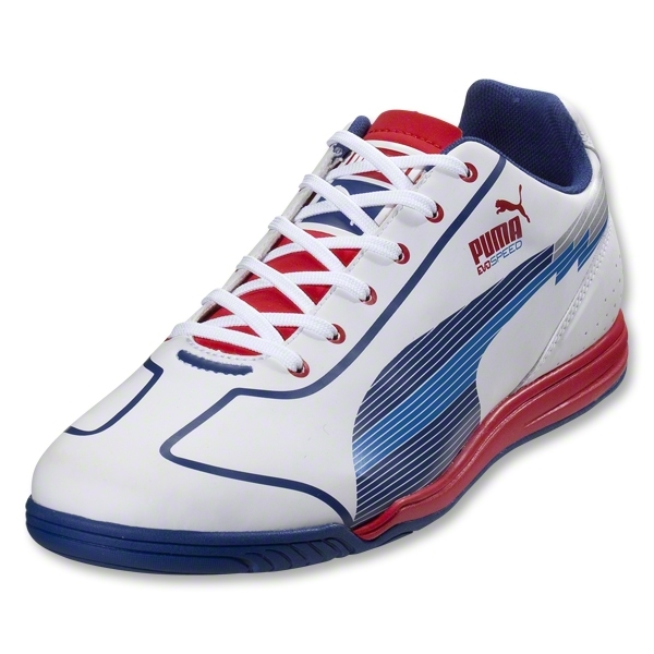 PUMA evoSpeed Star (White/Limoges/Ribbon Red)