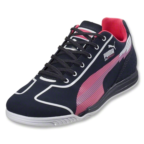 PUMA Women's evoSpeed Star (New Navy/Fluo Pink/White)