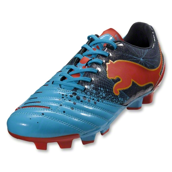 PUMA Powercat 3.12 Gravity FG (Fluo Blue/New Navy)