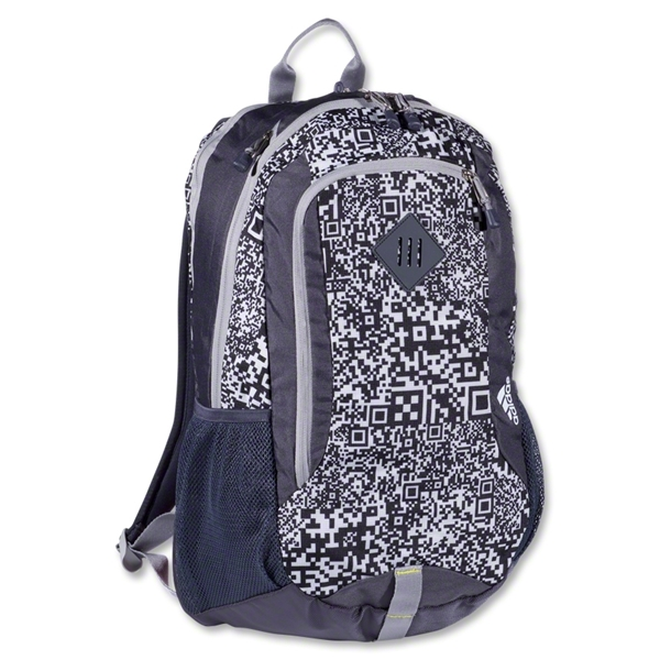 adidas Wells Print Backpack (Blk/Wht)