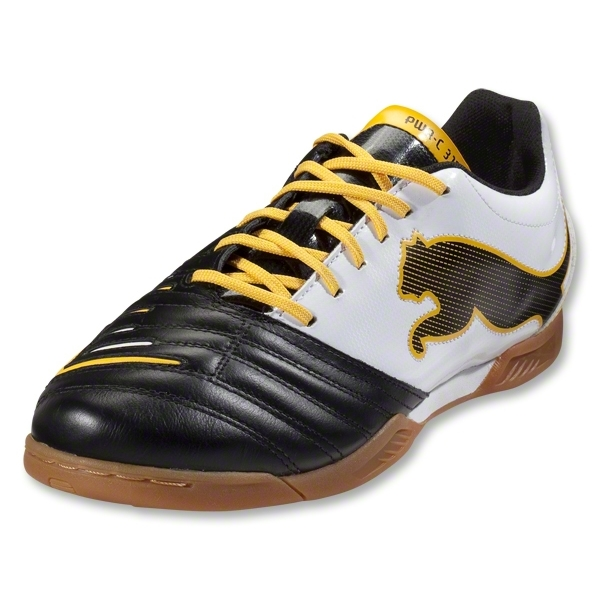 PUMA PowerCat 3.12 IT (Black/White/Team Yellow)