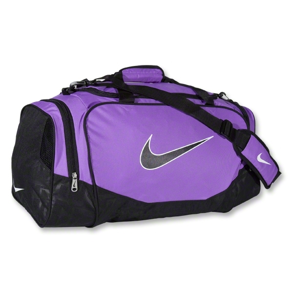 Nike Brasilia 5 Medium Duffle (Purple)