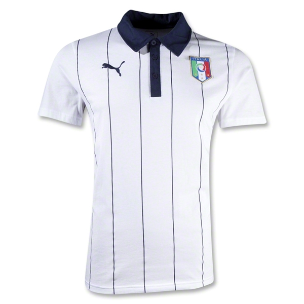 Italy Anniversary Graphic Polo