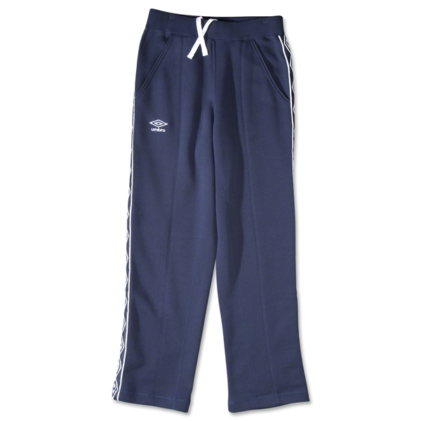Umbro Fleece Taped Pant (Navy)