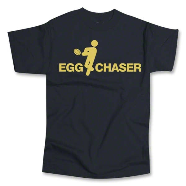 Egg Chaser SS T-Shirt (Black)