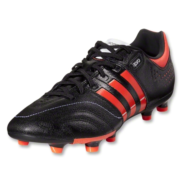 adidas 11Core TRX FG miCoach compatible (Black/Infrared/Running White)