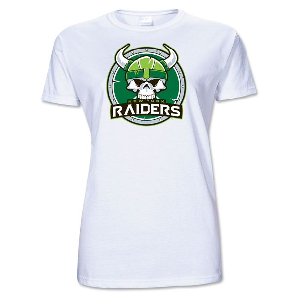 NY Raiders AMNRL Junior Women's T-Shirt