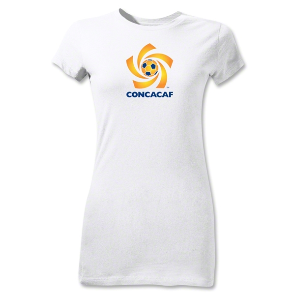 CONCACAF Junior Women's T-Shirt (White)