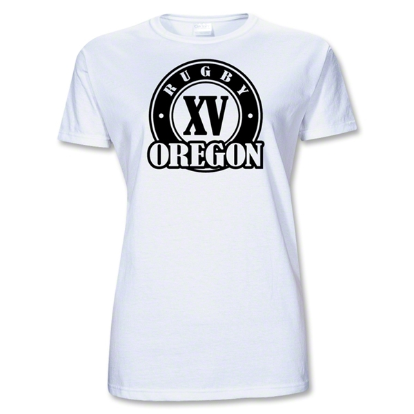 Rugby Oregon Women XV's T-Shirt