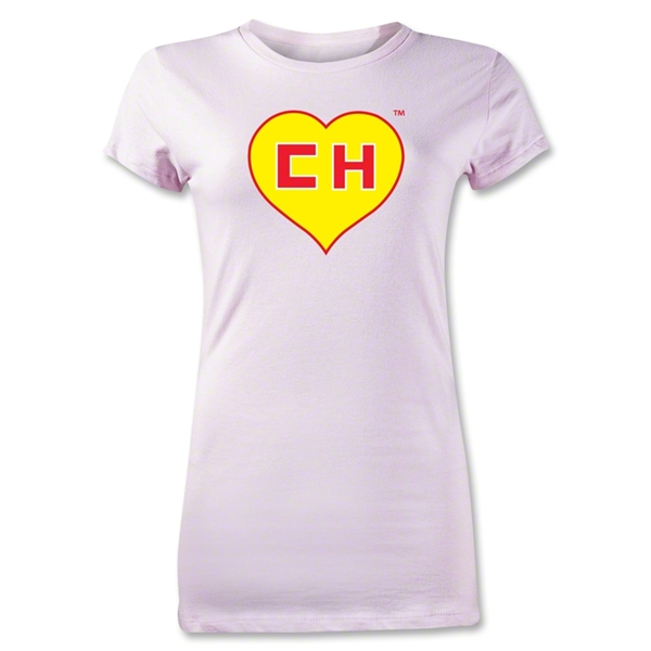 Chapulin Junior Women's T-Shirt (Pink)