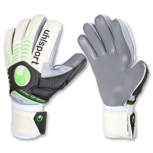 uhlsport Ergonomic Super Graphit Goalkeeper Gloves