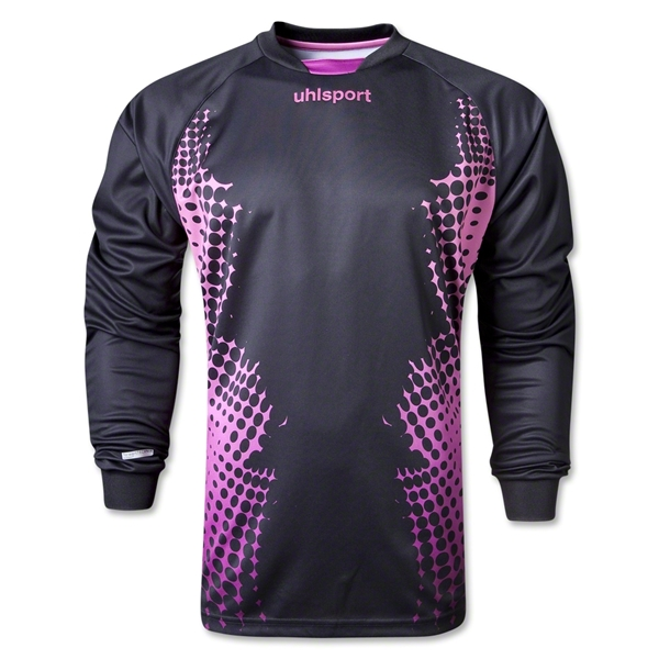 uhlsport Anatomic Endurance LS Goalkeeper Jersey (Black)