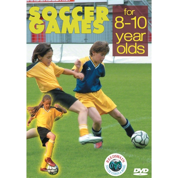 Soccer Games for 8-10 Year Olds