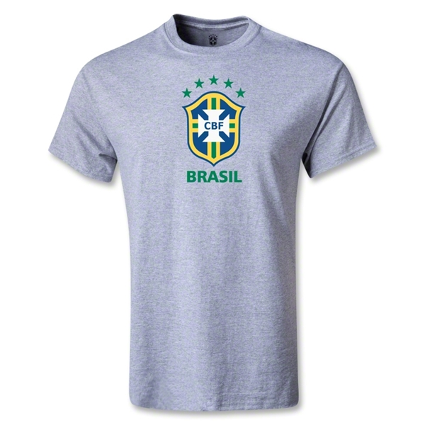Brazil Youth T-Shirt (Gray)