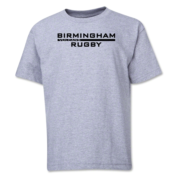 Birmingham Rugby Youth T-Shirt (Gray)