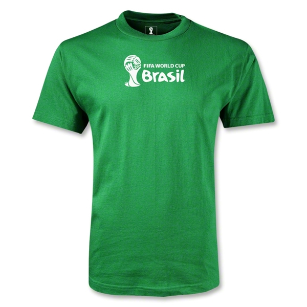 2014 FIFA World Cup Brazil(TM) Youth Landscape T-Shirt (Green)
