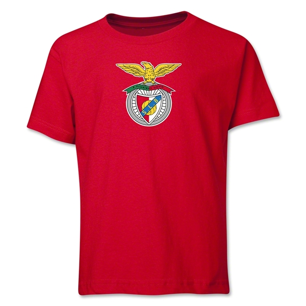 Benfica Youth Soccer T-Shirt (Red)