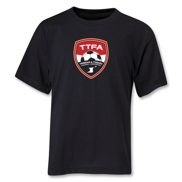 Trinidad and Tobago Youth T-Shirt (Black)