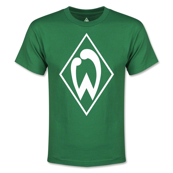 Werder Bremen Youth T-Shirt (Green)