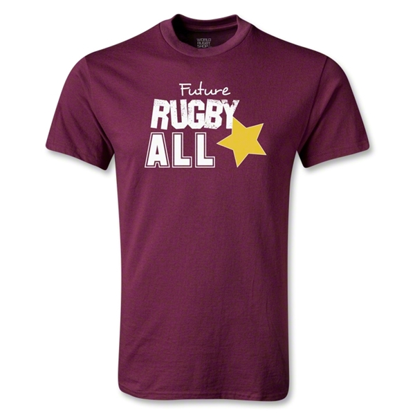 Future Rugby All Star Youth T-Shirt (Maroon)