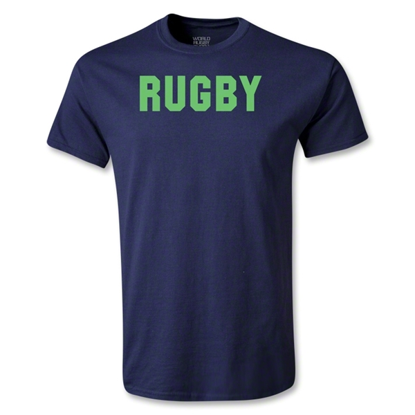 RUGBY Youth T-Shirt (Navy)