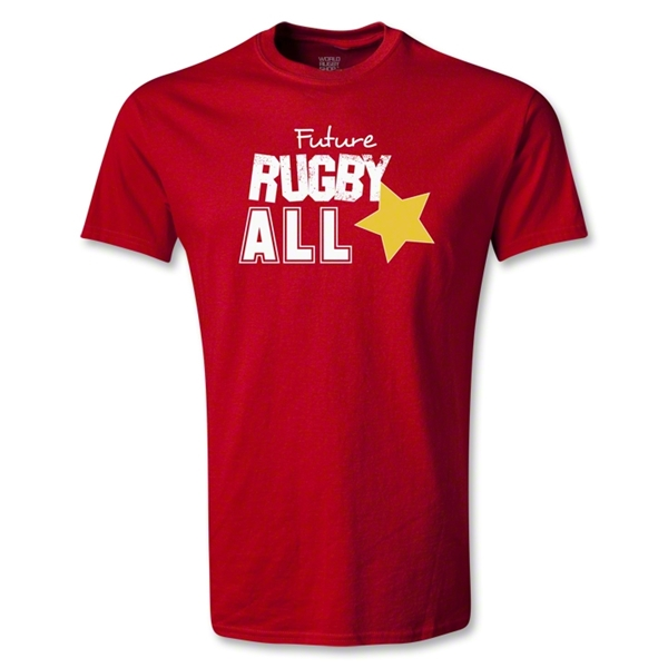 Future Rugby All Star Youth T-Shirt (Red)